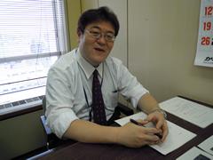 遠藤さんの写真