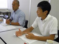 金子さんと山口さんの写真